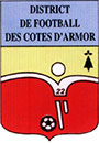 DISTRICT DE FOOTBALL DES COTES D'ARMOR
